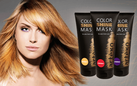 Artego Россия: Color Shine Mask