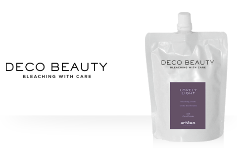 Artego: Deco Beauty Lovely Light Bleaching Cream