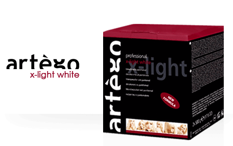 Artego Россия: осветляющая пудра X-Light White